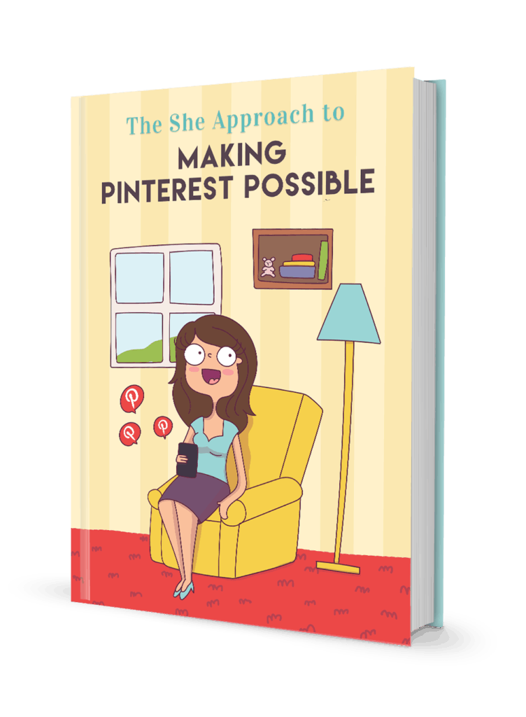 Making Pinterest Possible e-book helped me get new readers to my money blog. #personalfinanceblog #money #Pinterest #marketing #thesheapproach