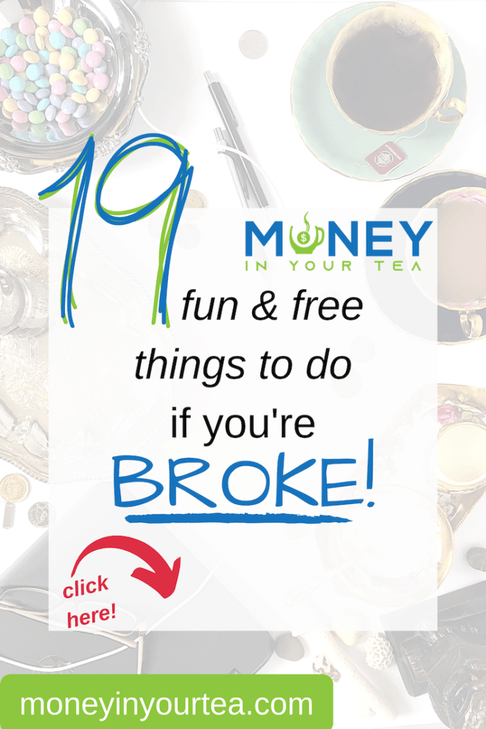 Sometimes we need an inexpensive or free day with friends. Read Money In Your Tea for 19 great ideas! #free #savingmoney #money #personalfinance #blog #savings #genz #generationz #millennial