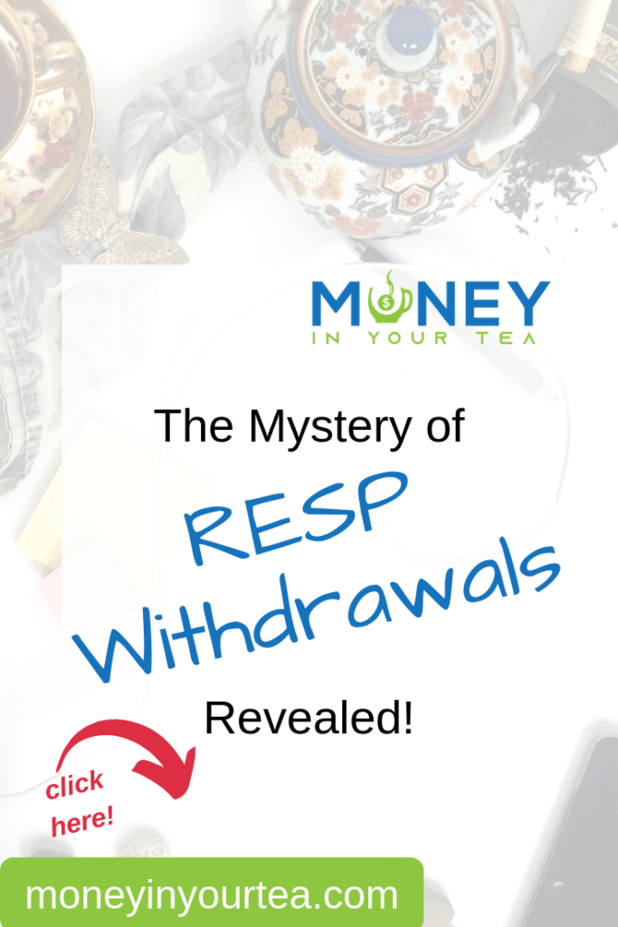 When it comes time for university or college, accessing your RESP funds can be confusing. #student #university #college #resp #canada #savingmoney #money #personalfinance #blog #savings