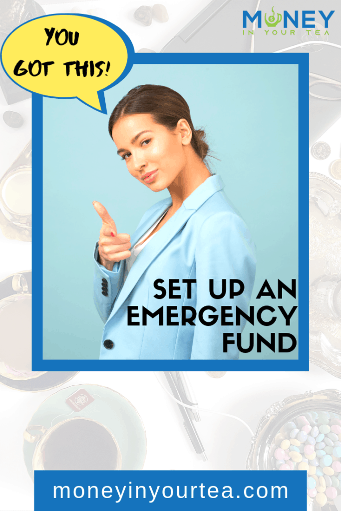 Where to save your emergency fund savings so that it grows risk-free. #emergencyfund #save #banking #HISA #interest
