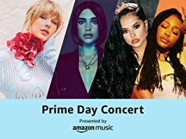 Amazon Prime Day 2019 free concert, featuring Taylor Swift