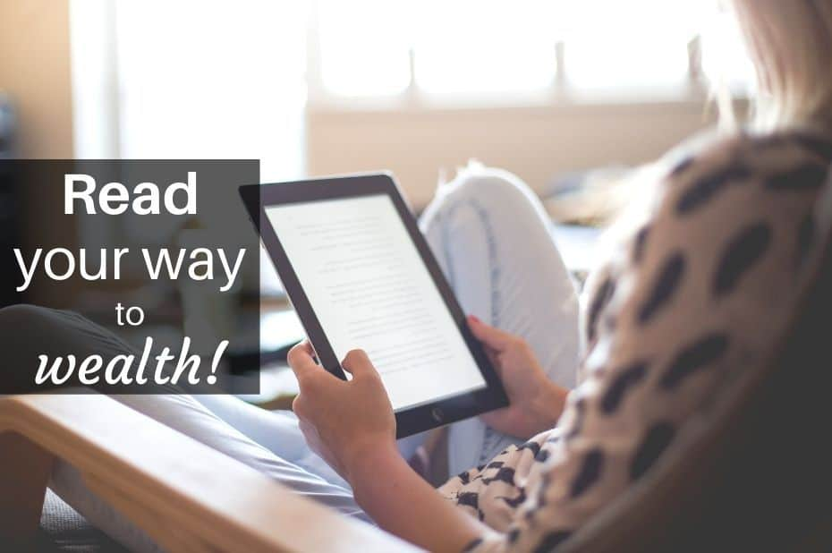 Read your way to wealth