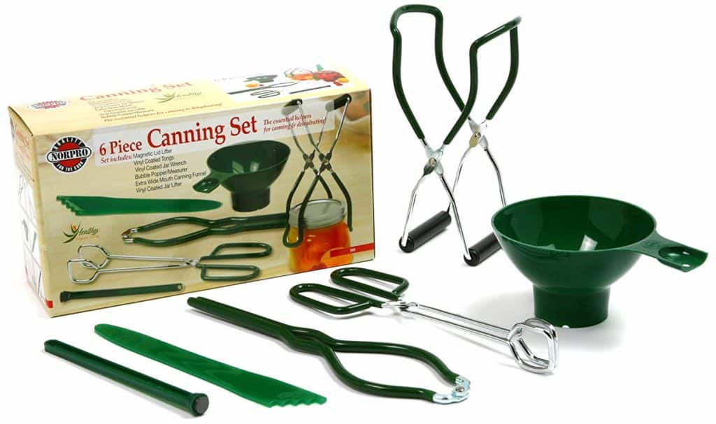 Canning set from Amazon