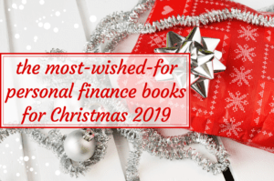 The most-wished-for personal finance books for Christmas 2019