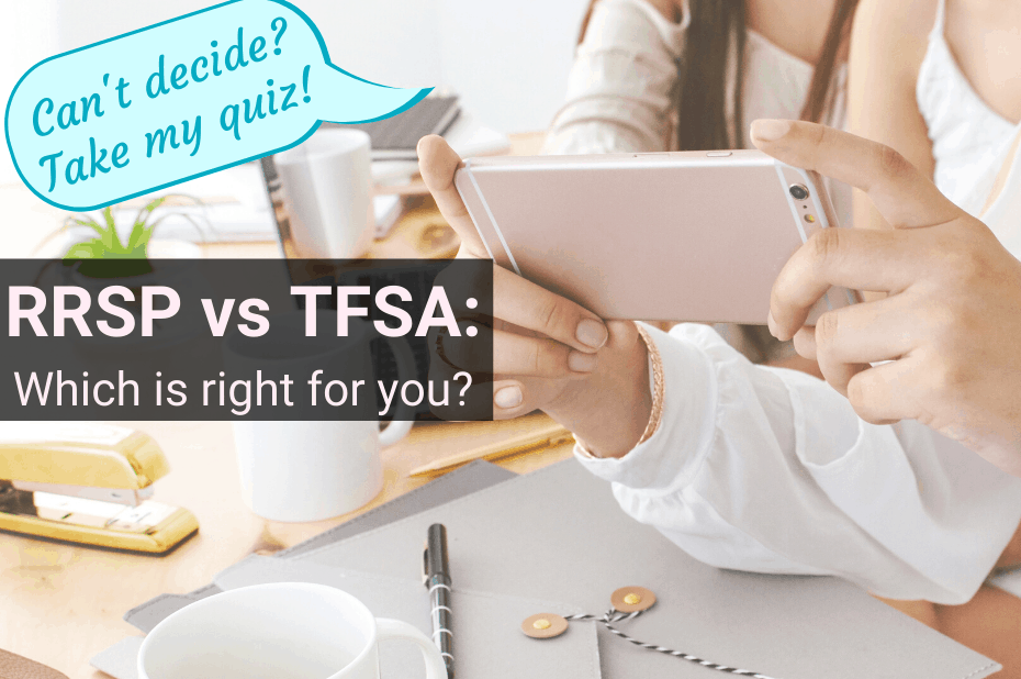 RRSP vs TFSA, which is right for you?