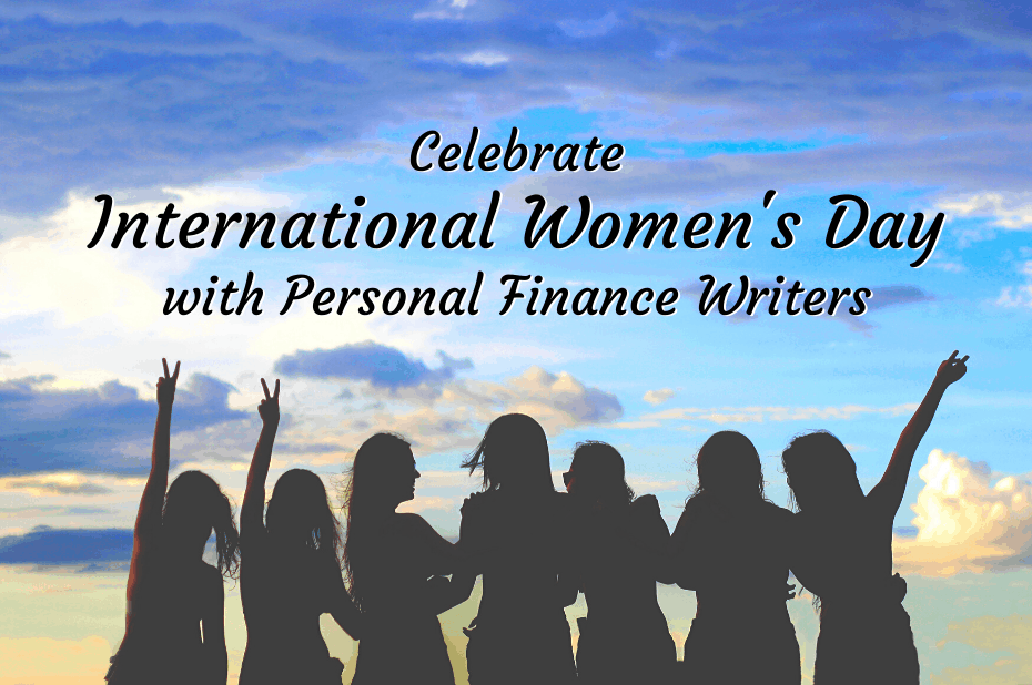Celebrate International Women's Day with personal finance writers