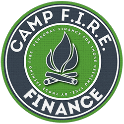 Camp FIRE Finance Badge