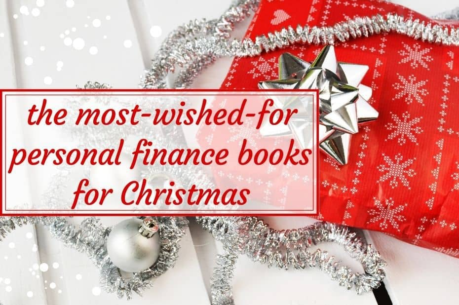 The most-wished-for personal finance books for Christmas