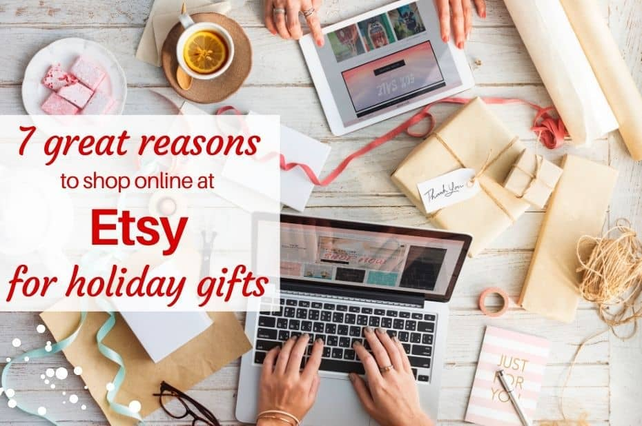 Etsy holiday gifts